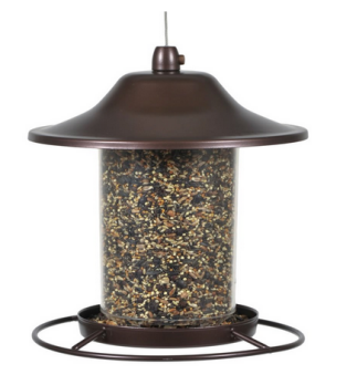 Metal Bird Feeder