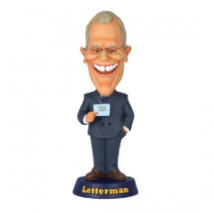 david letterman bobblehead