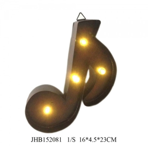 led christmas sign lights