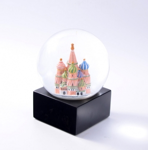 Custom Resin Snow Globe