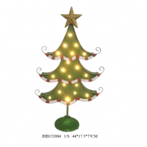 Led Metal Christmas Decoration