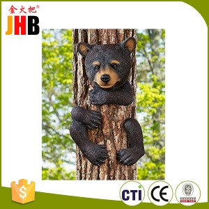 Animal Tree Hugger Outdoor Decor
